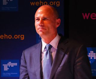 Michael Avenatti in Los Angeles 2018