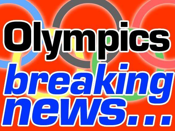 Olympics 2008 breaking news logo