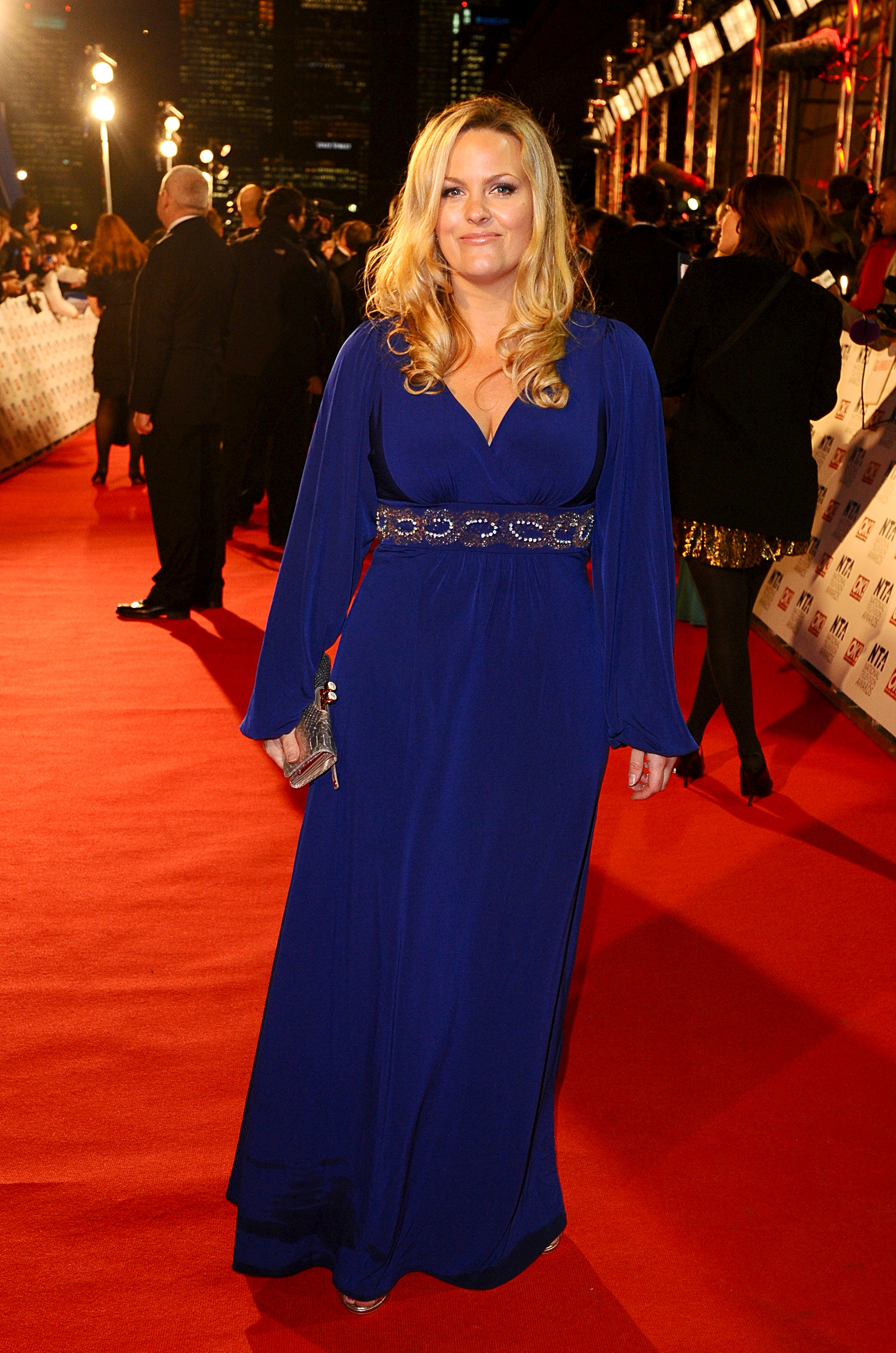 Jo Joyner: 'Mum was the best teacher I could have'