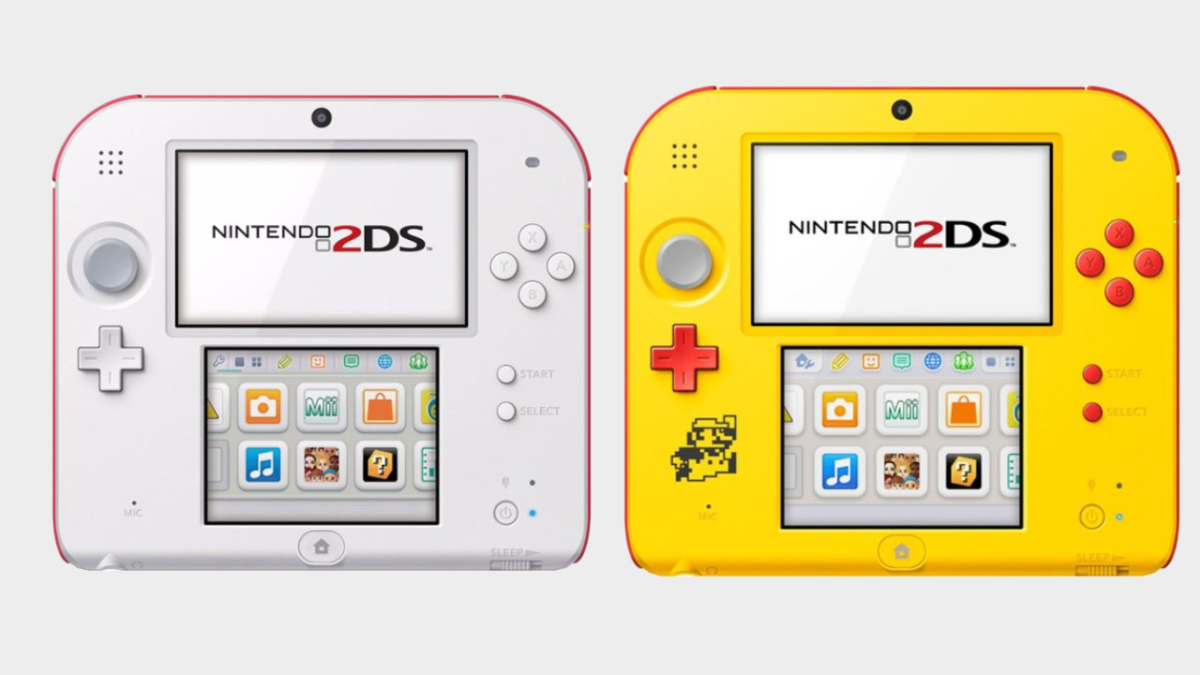 These Nintendo 2DS Mario bundles are perfect gifts and just $70