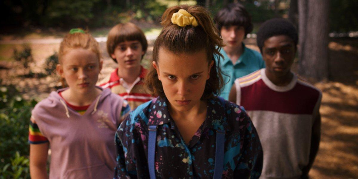 The Stranger Things Season 3 cast