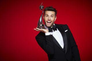 The National Television Awards 2021 host Joel Dommett.