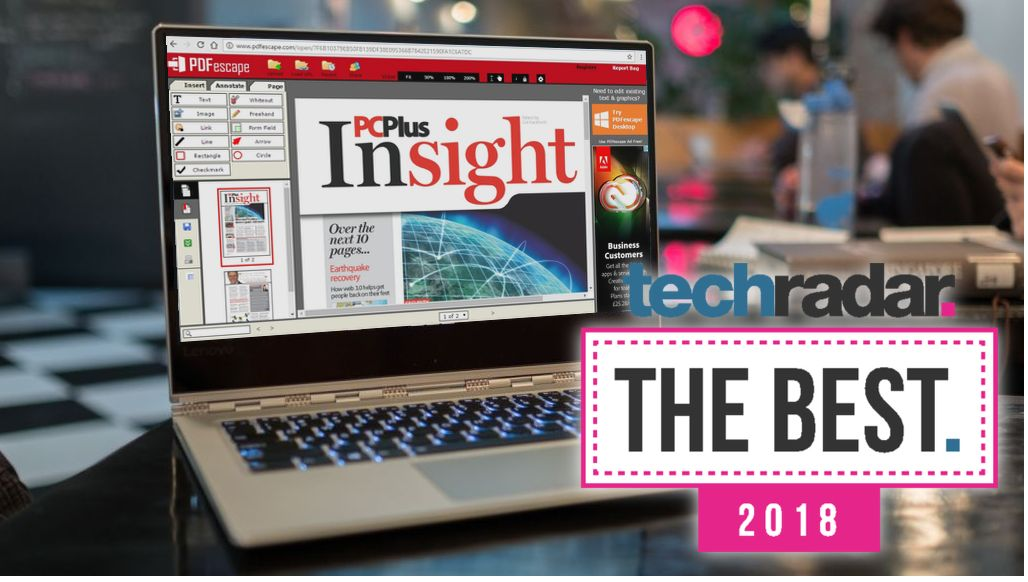The Best Free PDF Editor 2018
