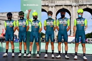 Matteo De Bonis and Vini Zabu' line up for the 2020 Brussels Cycling Classic