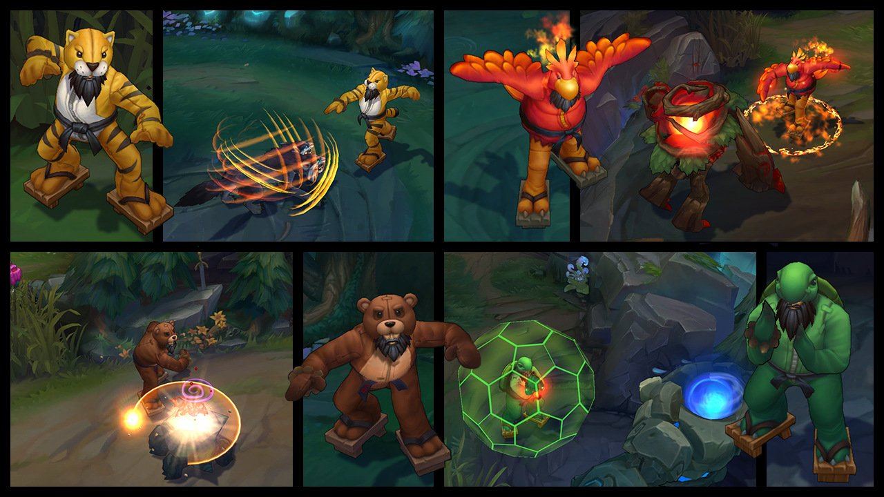 League Of Legends Ultra Rapid Fire Mode Arrives To Celebrate April Fool's Day #32686
