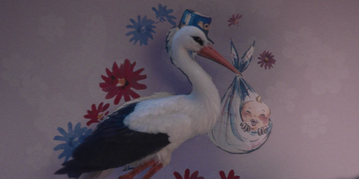 Wandavision Stork