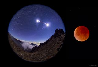 Total Lunar Eclipse of 2015