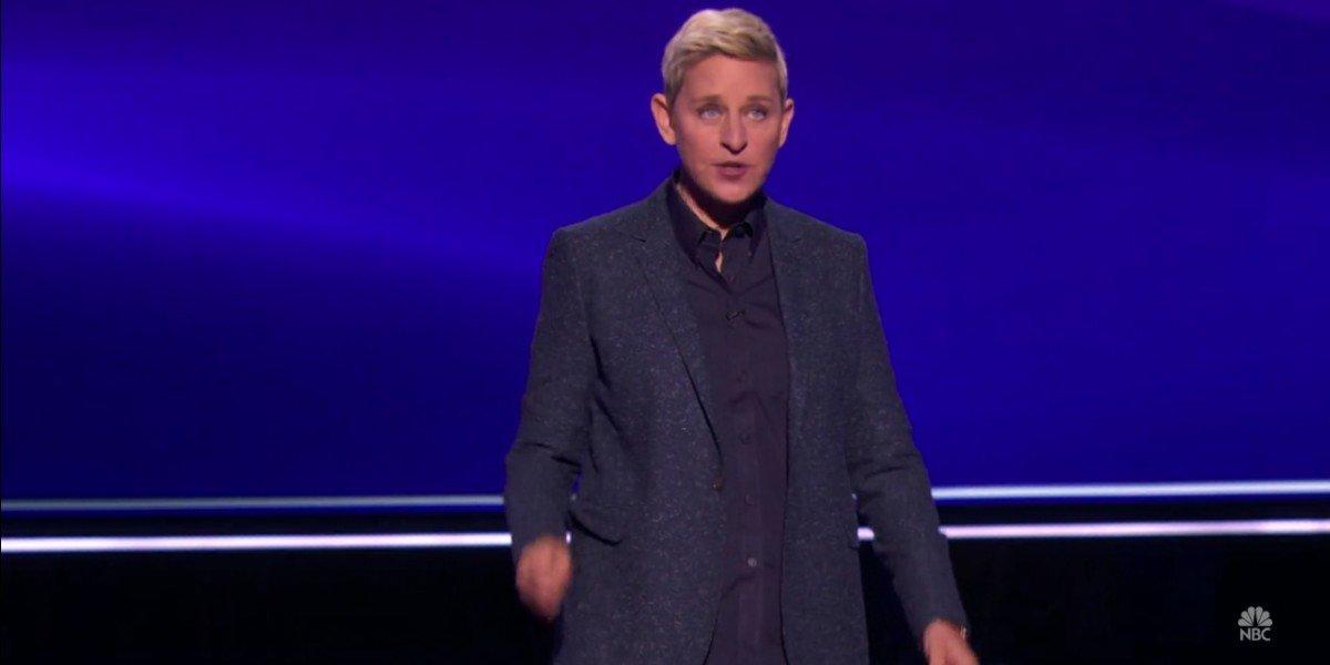 Ellen DeGeneres Hosting Ellen's Game of Games