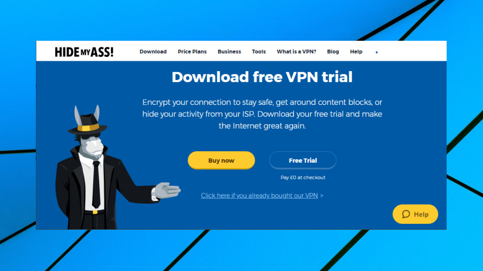 Specifications For  Hide My Ass Vpn