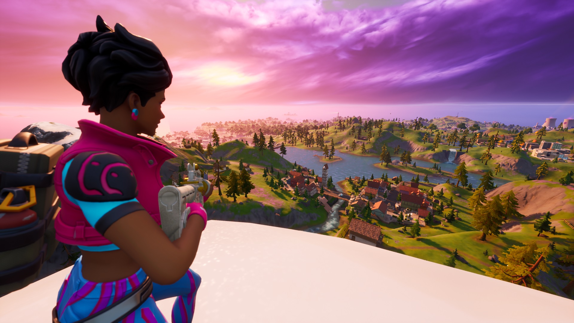 Fortnite Chapter 2 Map Guide The Best New Locations To Drop