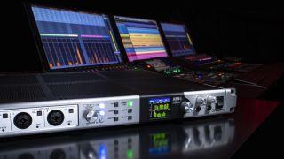 Steinberg AXR4 Thunderbolt audio interface
