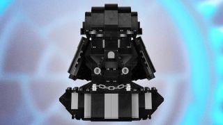Lego Unveils New Darth Vader Building Set for Star Wars Celebration