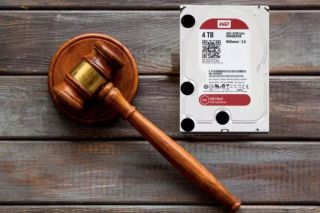 Gavel and HDD