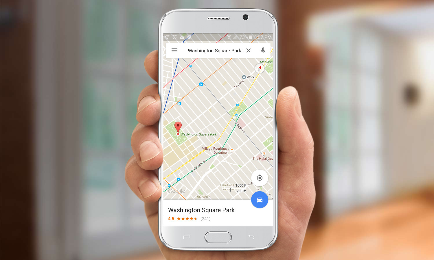 How to Send Google Maps Directions to Your Android Phone | Tom's Guide