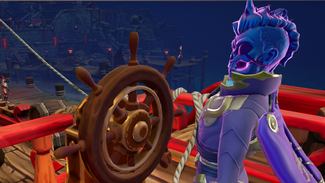 Torchlight 3's new class is a pirate captain ghost