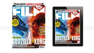 Total Film's Godzilla vs. Kong issue