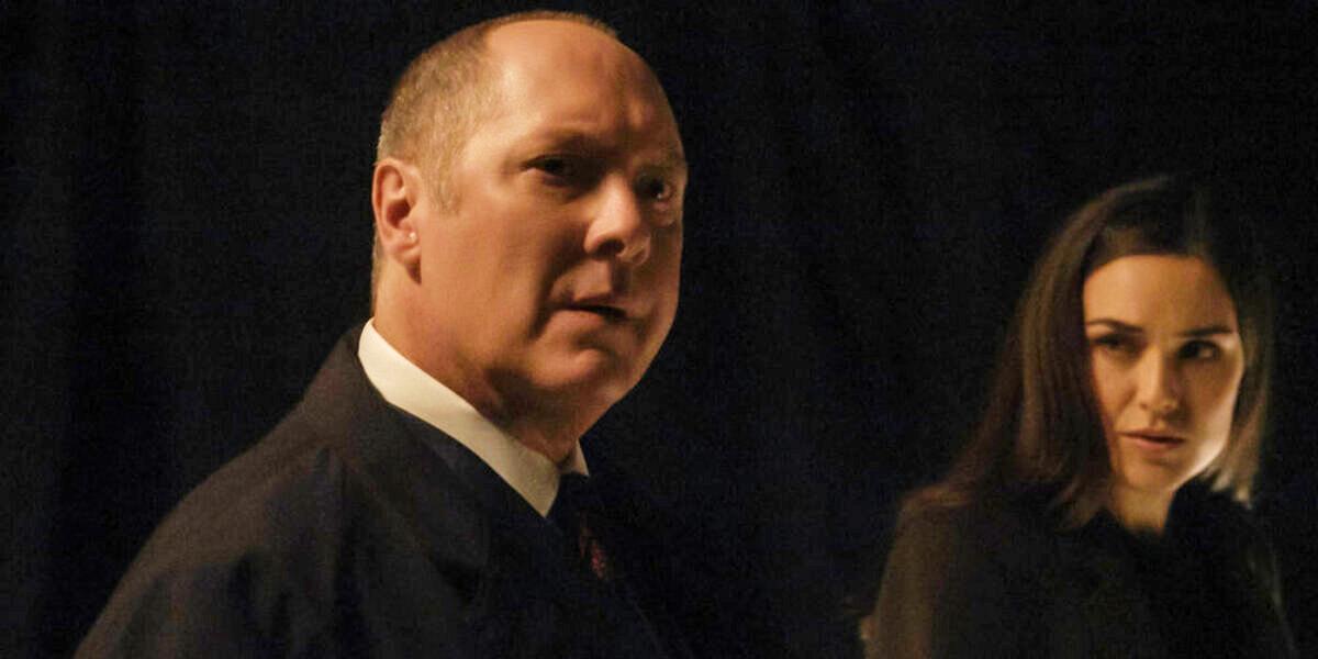The Blacklist James Spader Raymond Red Reddington Megan Boone Elizabeth Liz Keen NBC
