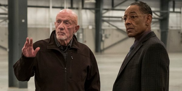 Why Better Call Saul And Breaking Bad S Mike And Gus Never Have A Close Partnership Cinemablend
