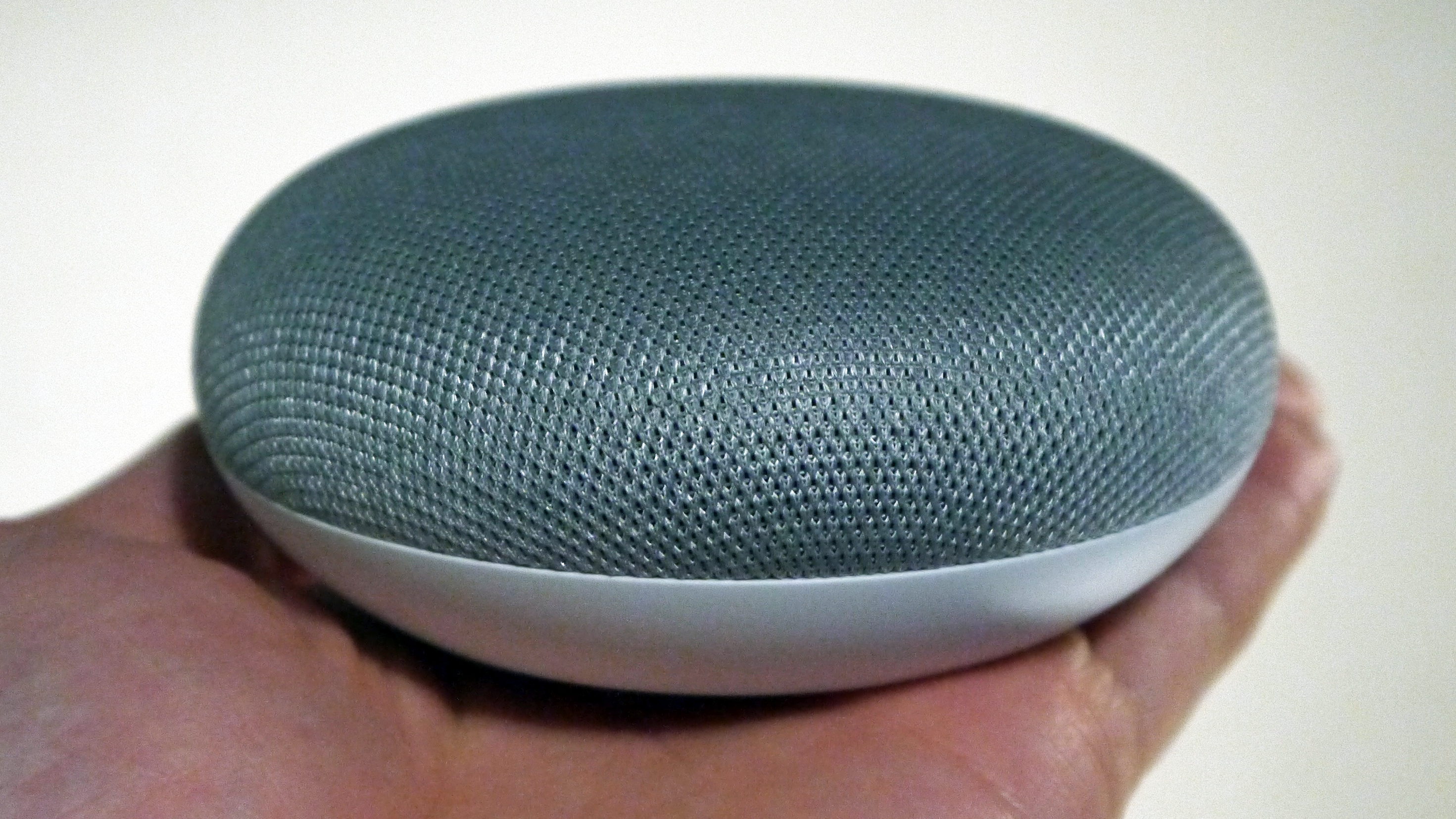 The Google Home Mini is the budget entry in Google's lineup.