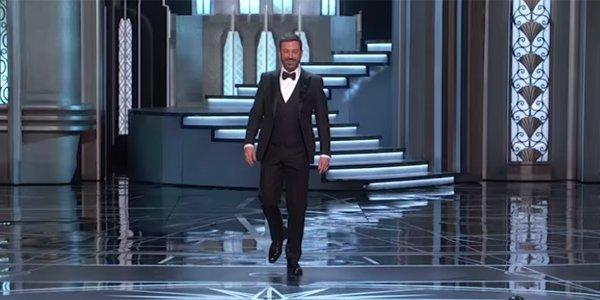 Jimmy Kimmel Oscars Promo video screenshot