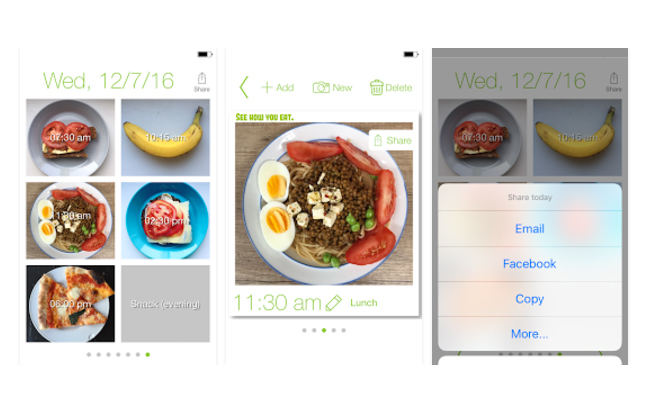 Calorie counter and food diary apps that will help you achieve your