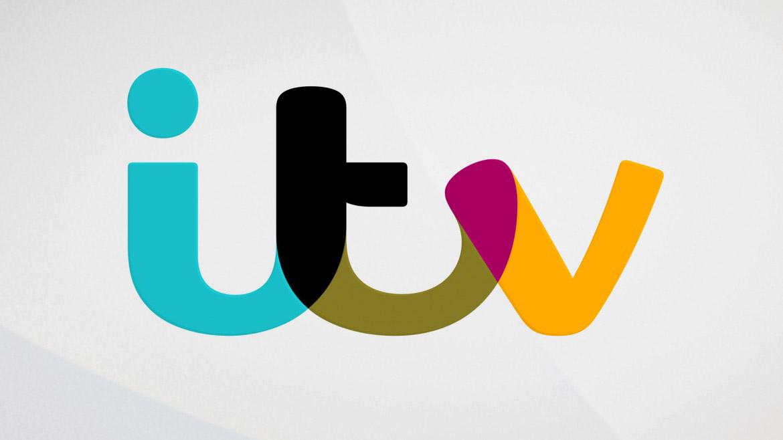 Logo design: ITV