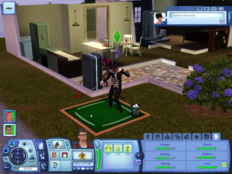 The Sims 3 Showtime Expansion Pack Review: Music, Magic And Acrobatics #21053