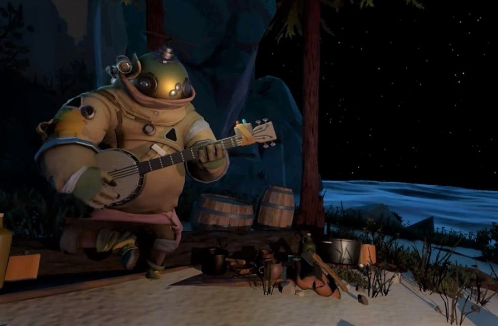 Space Mystery Outer Wilds Resurrected By Edith Finch