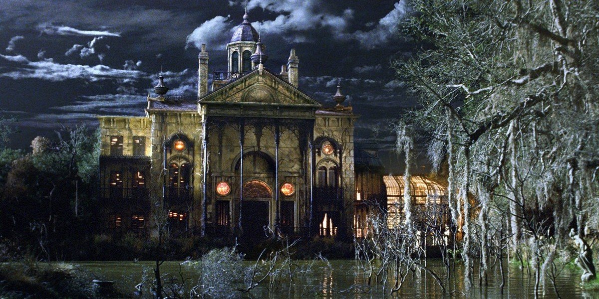 The Haunted Mansion in the 2003 Eddie Murphy movie
