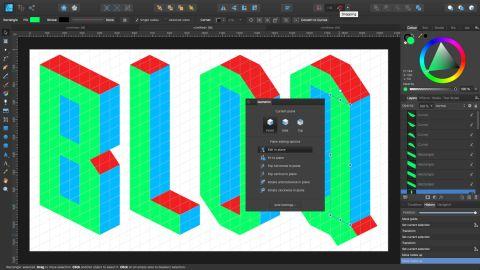 Affinity Designer 1.7 review
