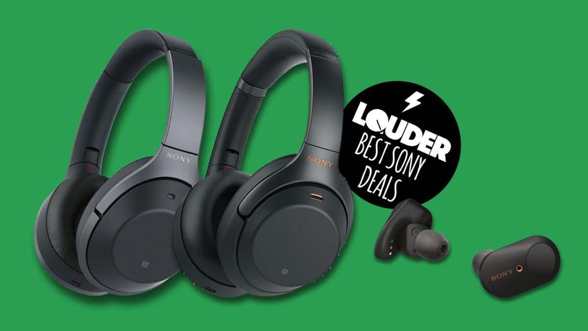 Best Sony headphones deals: find the cheapest Sony WH-1000XM3 and WF-1000XM3 wireless headphones