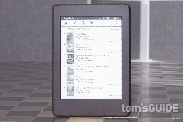 Amazon Kindle Paperwhite Review | Tom's Guide