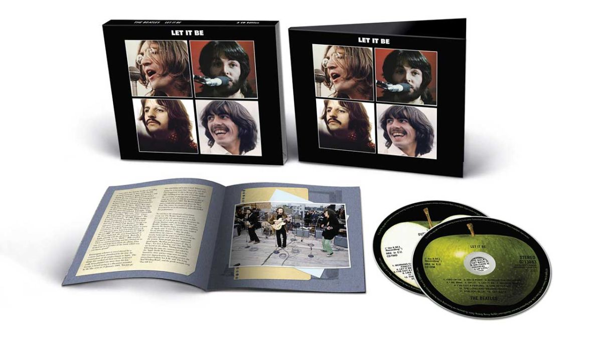 50 years of The Beatles' Let It Be improved via panoramic expansion