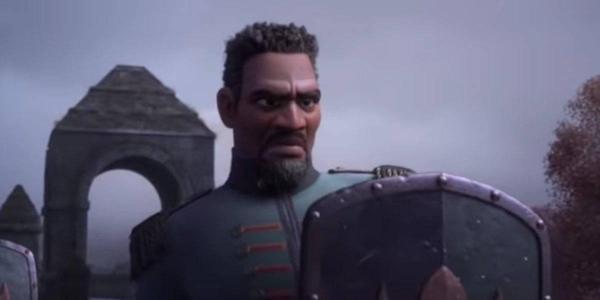 Sterling K. Brown in Frozen II