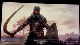 Elden Ring leaked footage