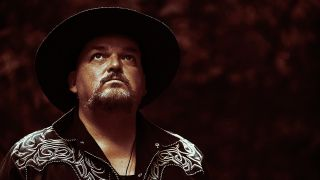 A portrait of Alain Johannes