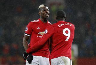 Manchester United v Stoke City – Premier League – Old Trafford