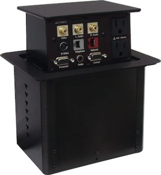 Altinex Releases PNP402 Dual Sided Pop-N-Plug Interconnect Box
