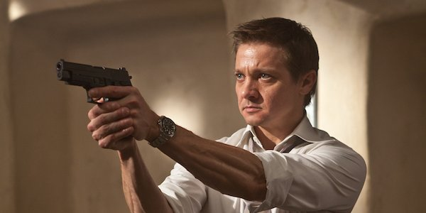Jeremy Renner in Mission: Impossible: Ghost Protocol