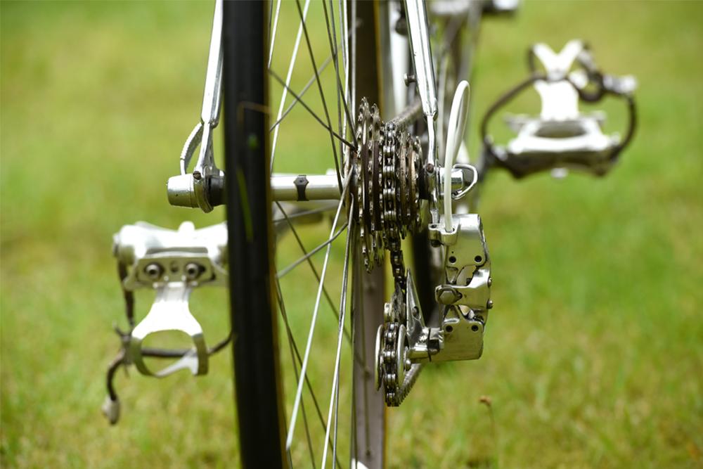 Pro Bike: Adrian Timmis's 1987 Tour de France Peugeot