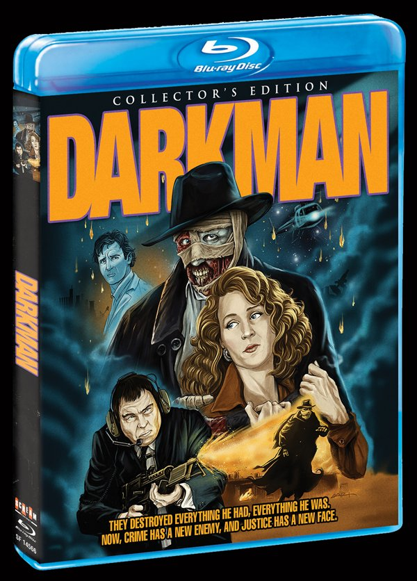 darkman blu-ray cover