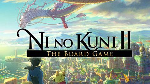 Ni No Kuni 2 board game review