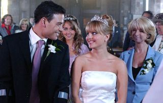 10 years ago in the soaps corrie, jason and sarah main