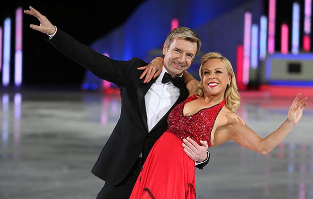 Jayne Torvill And Christopher Dean To Judge Dancing On Ice 2018