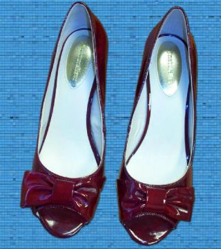 Naturalizer Dare Shoes Red recall