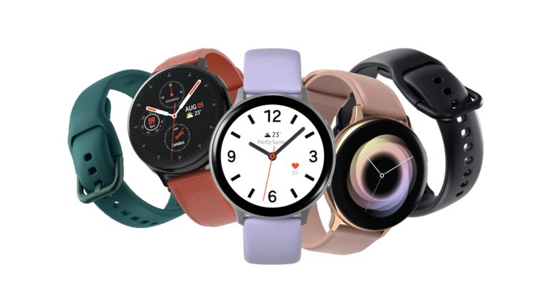 Samsung Galaxy Watch 2 appears online