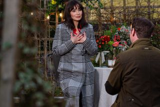 Liam proposes to Leyla in Emmerdale