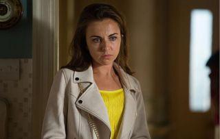 Ruby Allen, played by EastEnders star Louisa Lytton