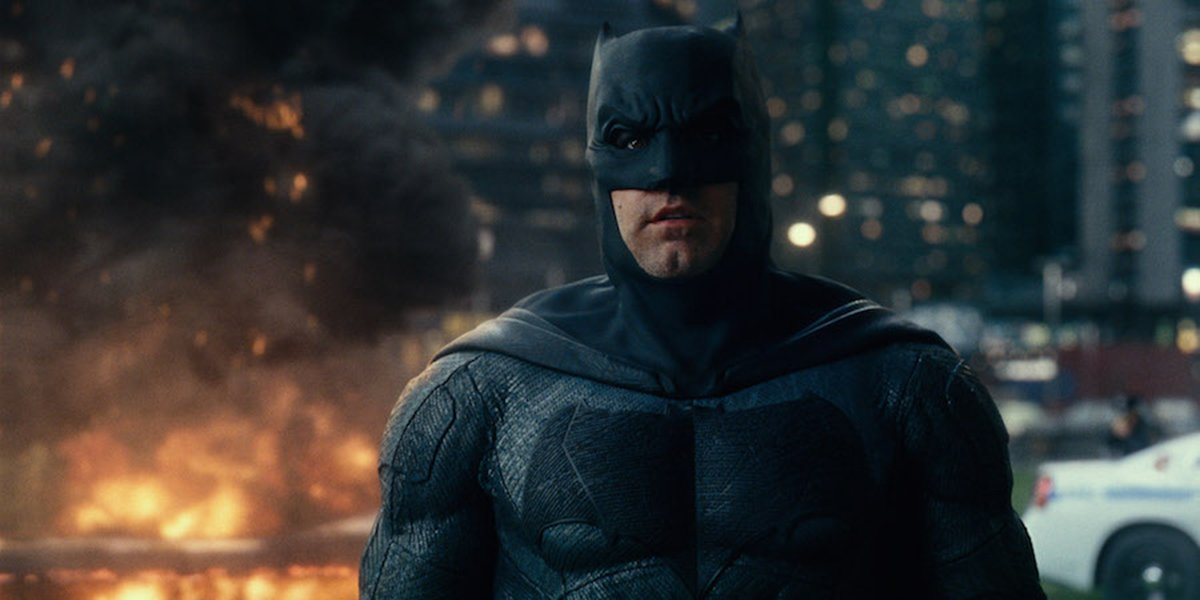 Ben Affleck Reveals Another Reason He Ultimately Hung Up His Batman Cowl
