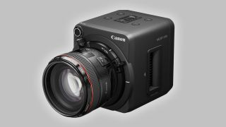Canon 4K camera with 4 million ISO on the way?